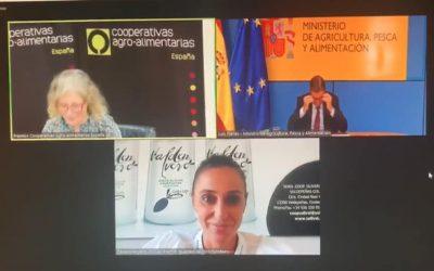 Colival consigue el Premio Igualdad de Oportunidades de Cooperativas Agroalimentarias de España