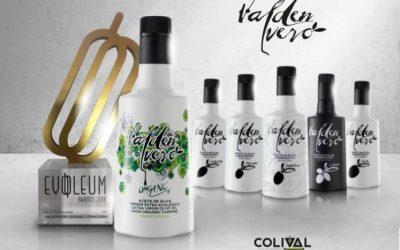 COLIVAL logra 6 premios a la calidad en los premios EVOOLEUM, entre ellos el de mejor Cornicabra del mundo